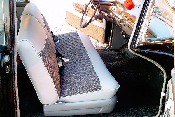 At Dougu0027s Upholstery U0026 Canvas We Also Do Complete Custom Auto Interiors For  Street Rods U0026 Show Cars In Leather, Cloth, Or Vinyl. Be The Talk Of The Car  Show ...